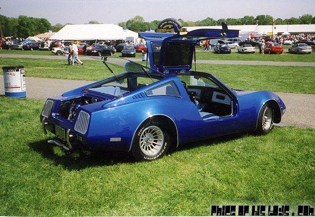 Carlisle Kit Car Show 1999