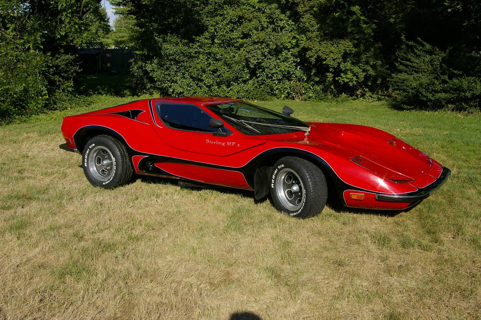 Factory built sterling kit car for sale on ebay for Motor cars for sale