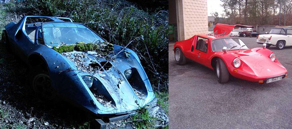 David Loring and His Kit Cars