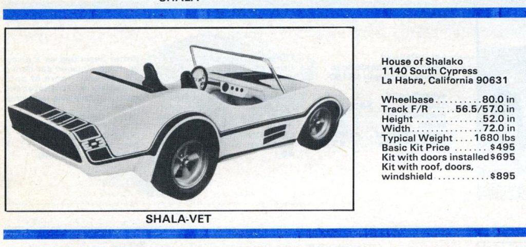 Top 10 Worst Vintage Kit Cars