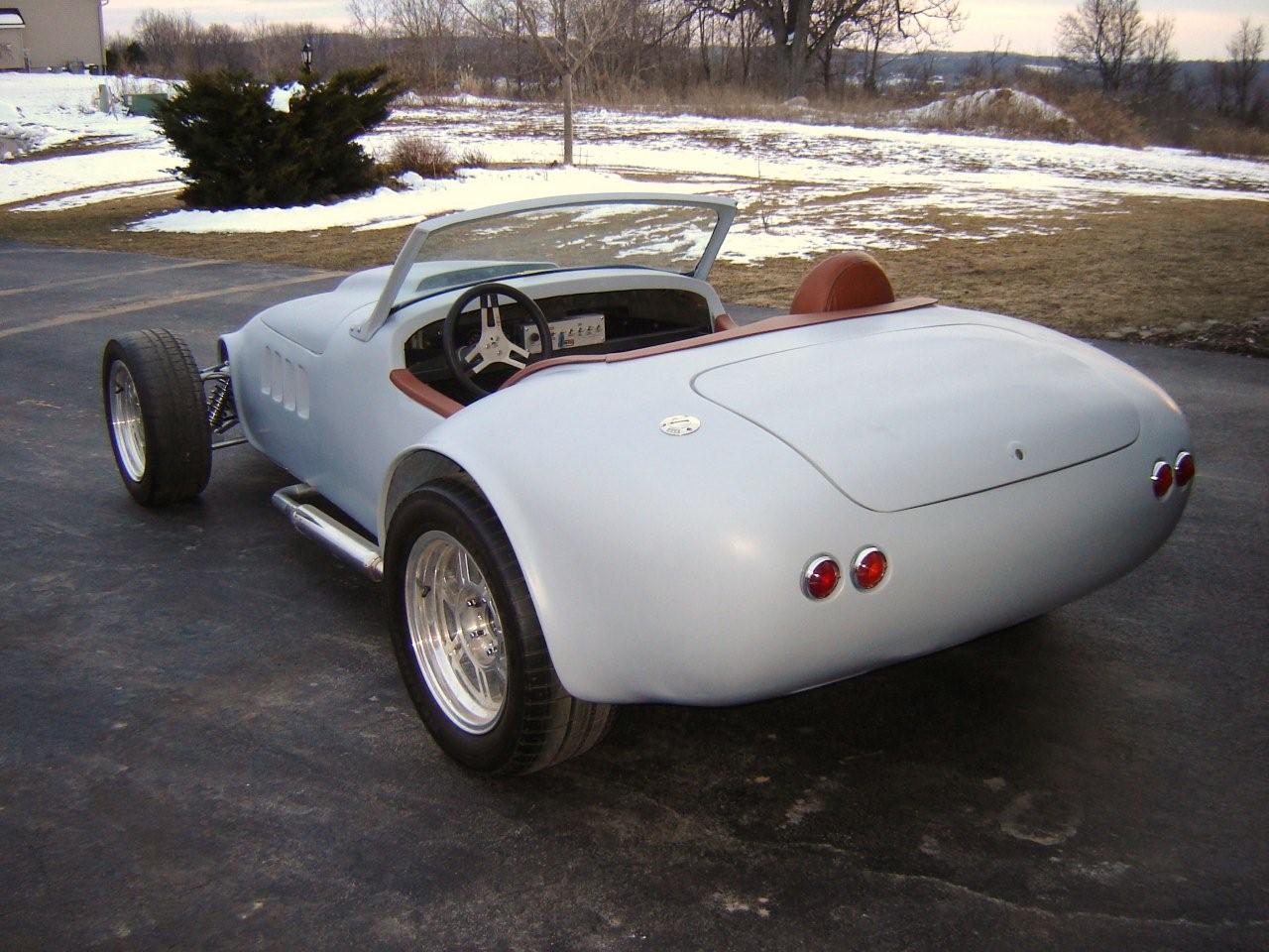 Diva Speedster Kit Car for Sale