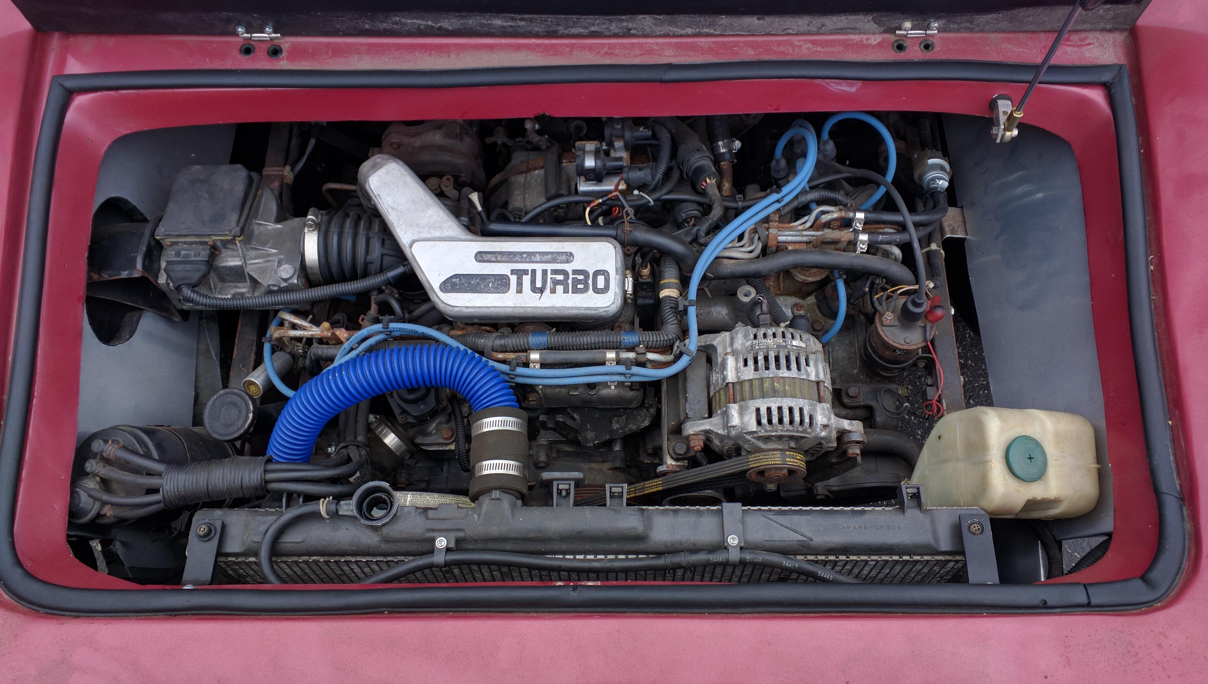 Subaru EJ22T Powered Autokit Invader GT Kit Car For Sale