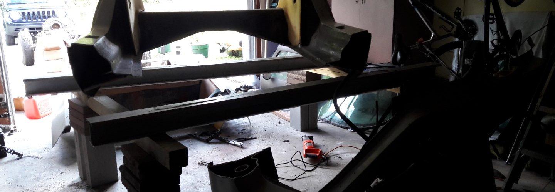 Bradley GT2 Project Car Build Update 5