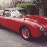 C-F Enterprises California ACE MG Based Kit Car