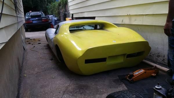 aztec gt kit car for sale in new york. Black Bedroom Furniture Sets. Home Design Ideas
